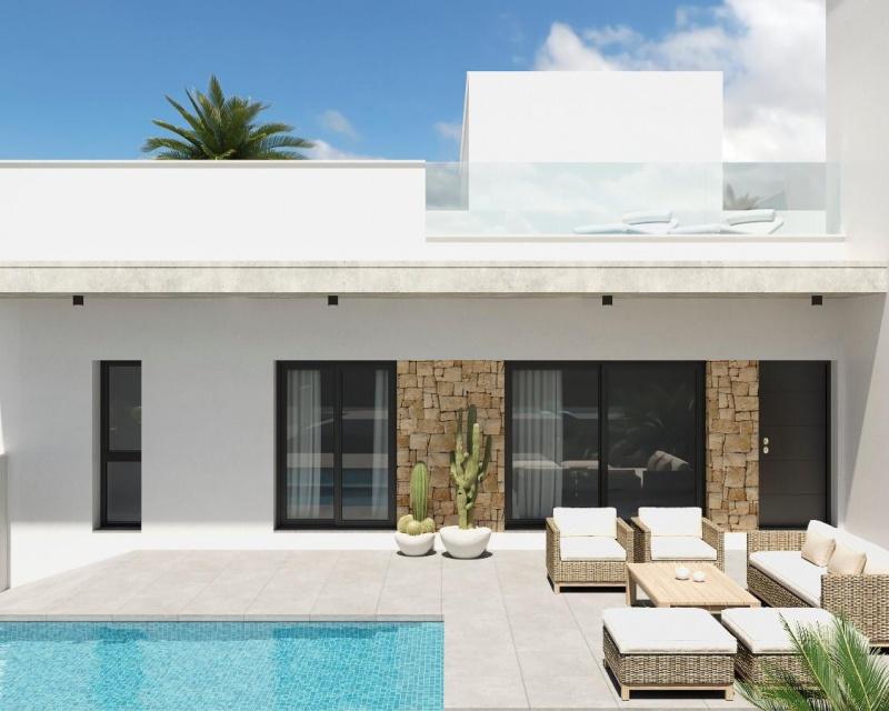 Villa - Nieuw gebouw - Daya Vieja - Costa Blanca South