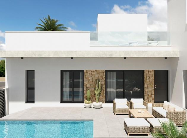 Villa - New Build - Daya Vieja - Costa Blanca South