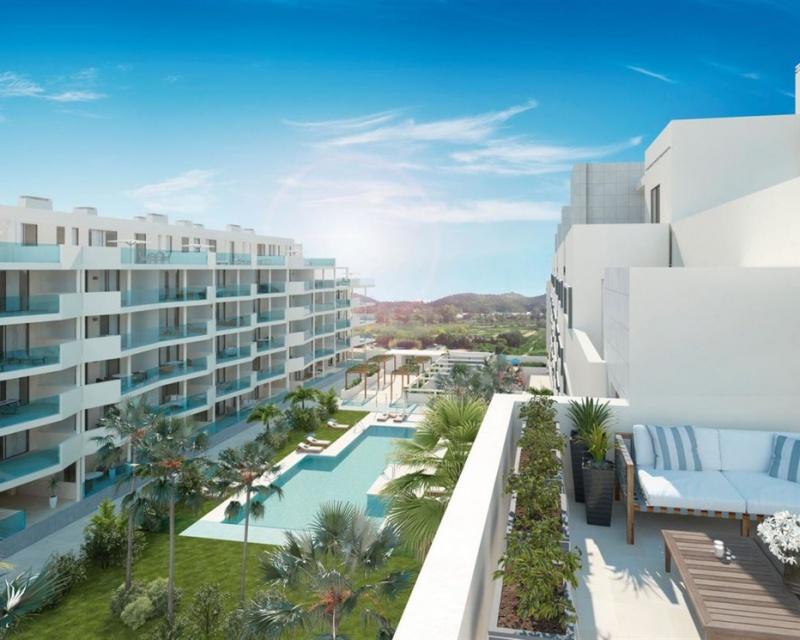 Appartement - Nieuw gebouw - Fuengirola - Fuengirola