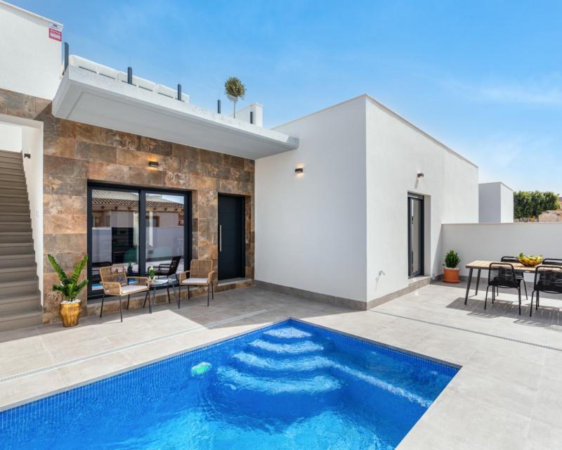 Villa - Nouvelle construction - Rojales - Costa Blanca South