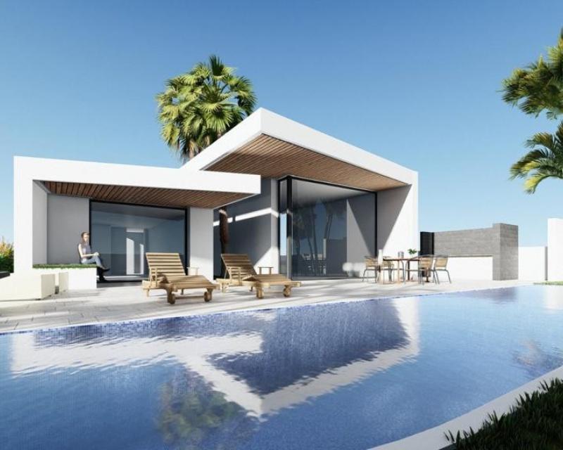 Villa - Nouvelle construction - Formentera del Segura - Costa Blanca South