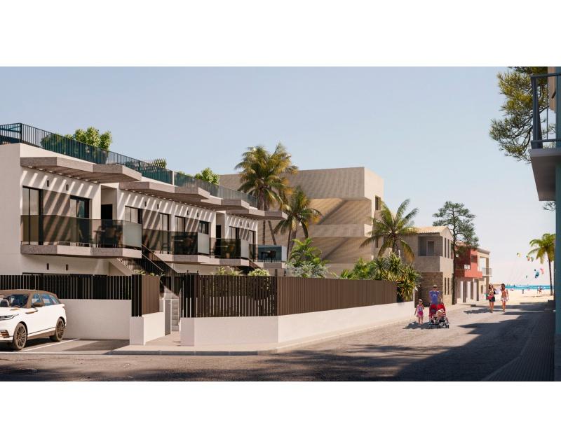 Appartement - Nouvelle construction - Santiago de la Ribera - Costa Calida