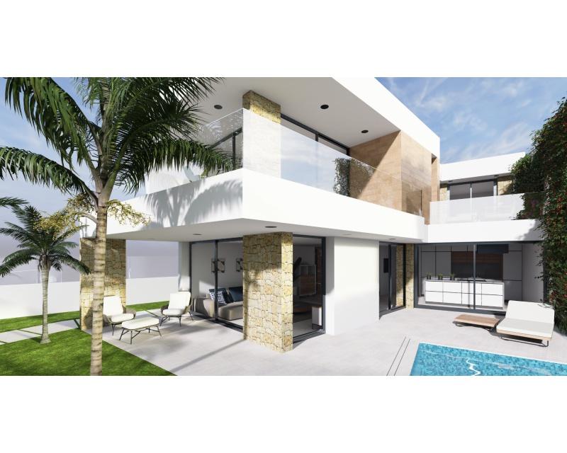 Villa - Nouvelle construction - San Pedro del Pinatar - costa calida