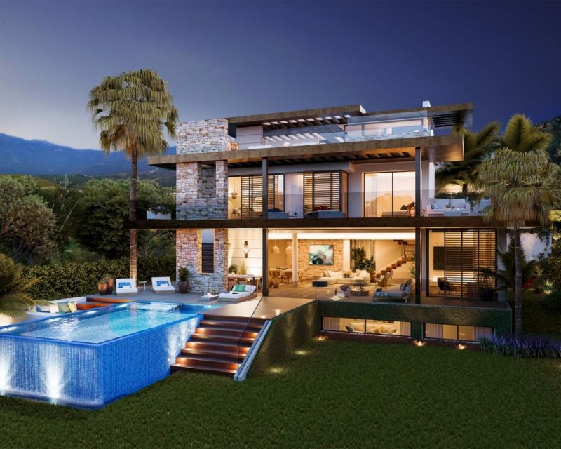 Villa - Nieuw gebouw - Benahavís - Benahavis