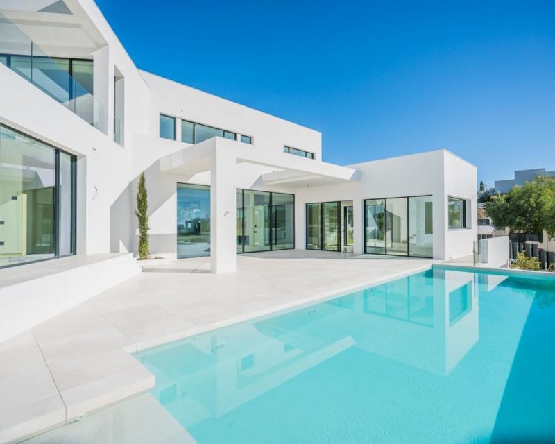 Villa - Nouvelle construction - Nueva Andalucia - Nueva Andalucia