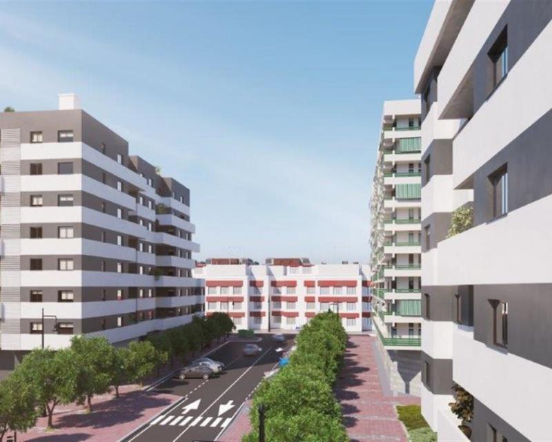 Wohnung - Neubau - Estepona - Estepona
