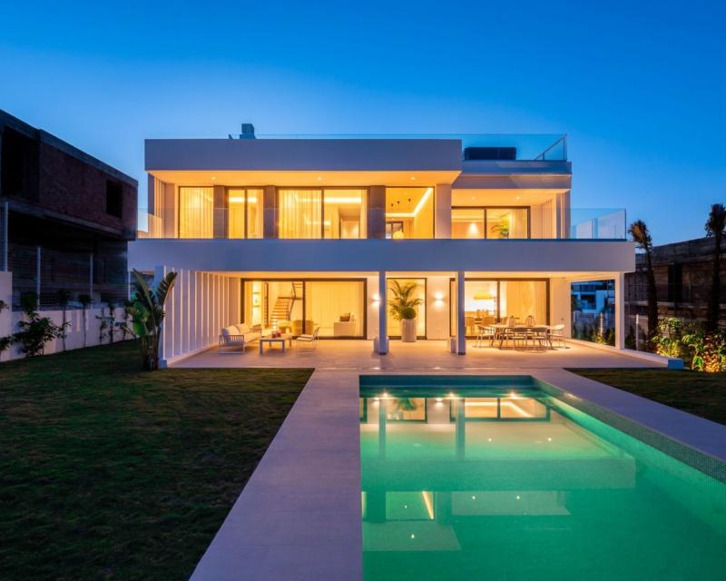 Villa - Nieuw gebouw - New Golden Mile - New Golden Mile