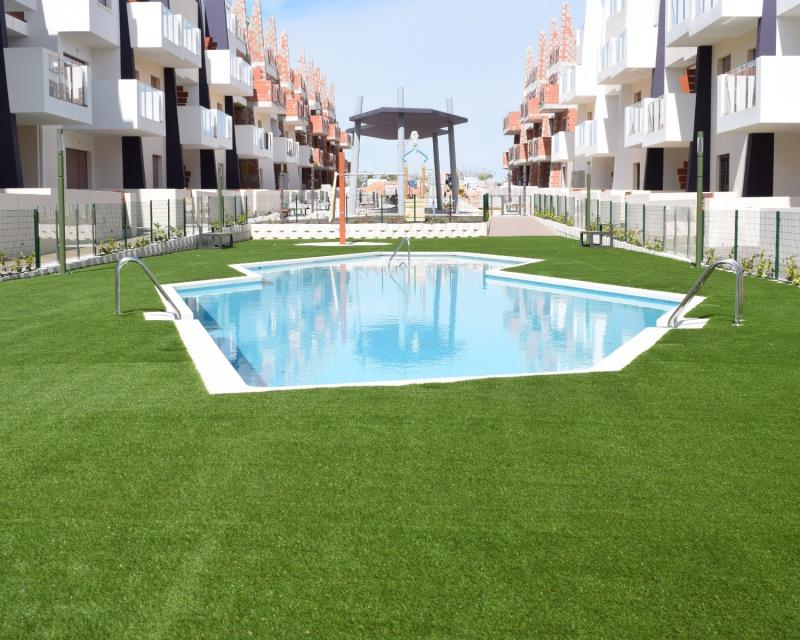 Lägenhet - Nybyggnad - Torre de la Horadada - Costa Blanca South